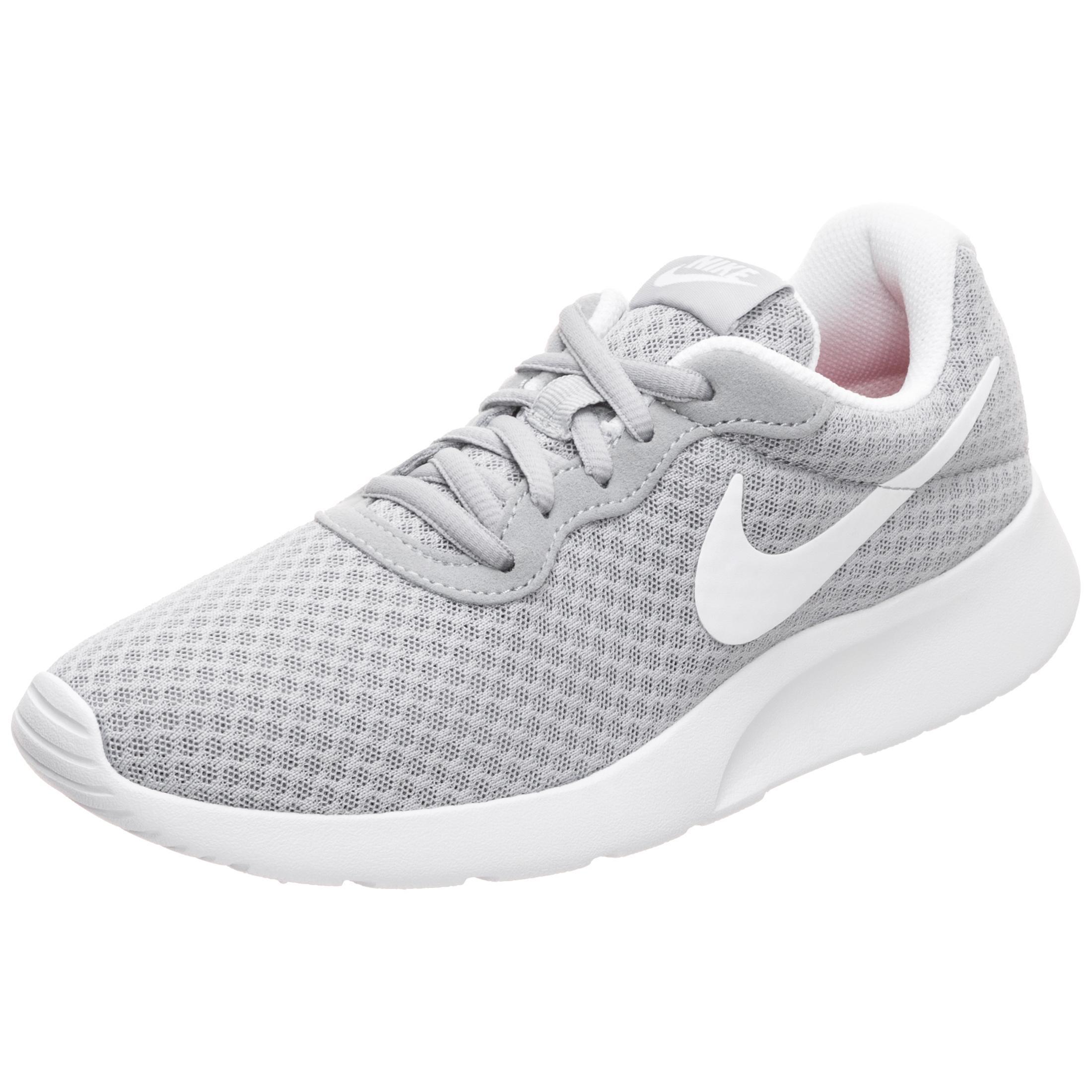 Nike Nike Tanjun Sneaker Damen grau / weiß im Online Shop von ...