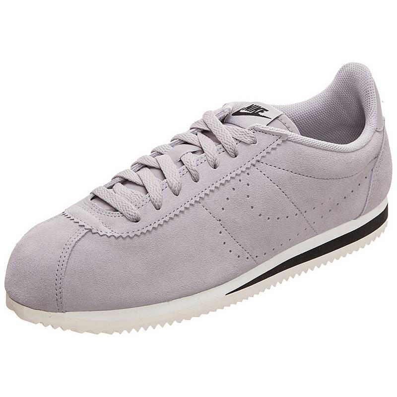 the latest f1b81 a5e1b Nike Classic Cortez Suede Sneaker Herren grau