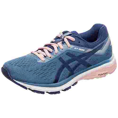 ASICS GT-1000 7 Laufschuhe Damen blau / rosa / weiß
