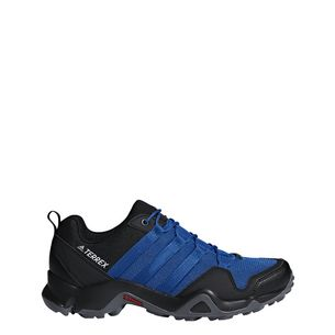 adidas TERREX AX2R Wanderschuhe Herren Core Black / Core Black / Blue Beauty
