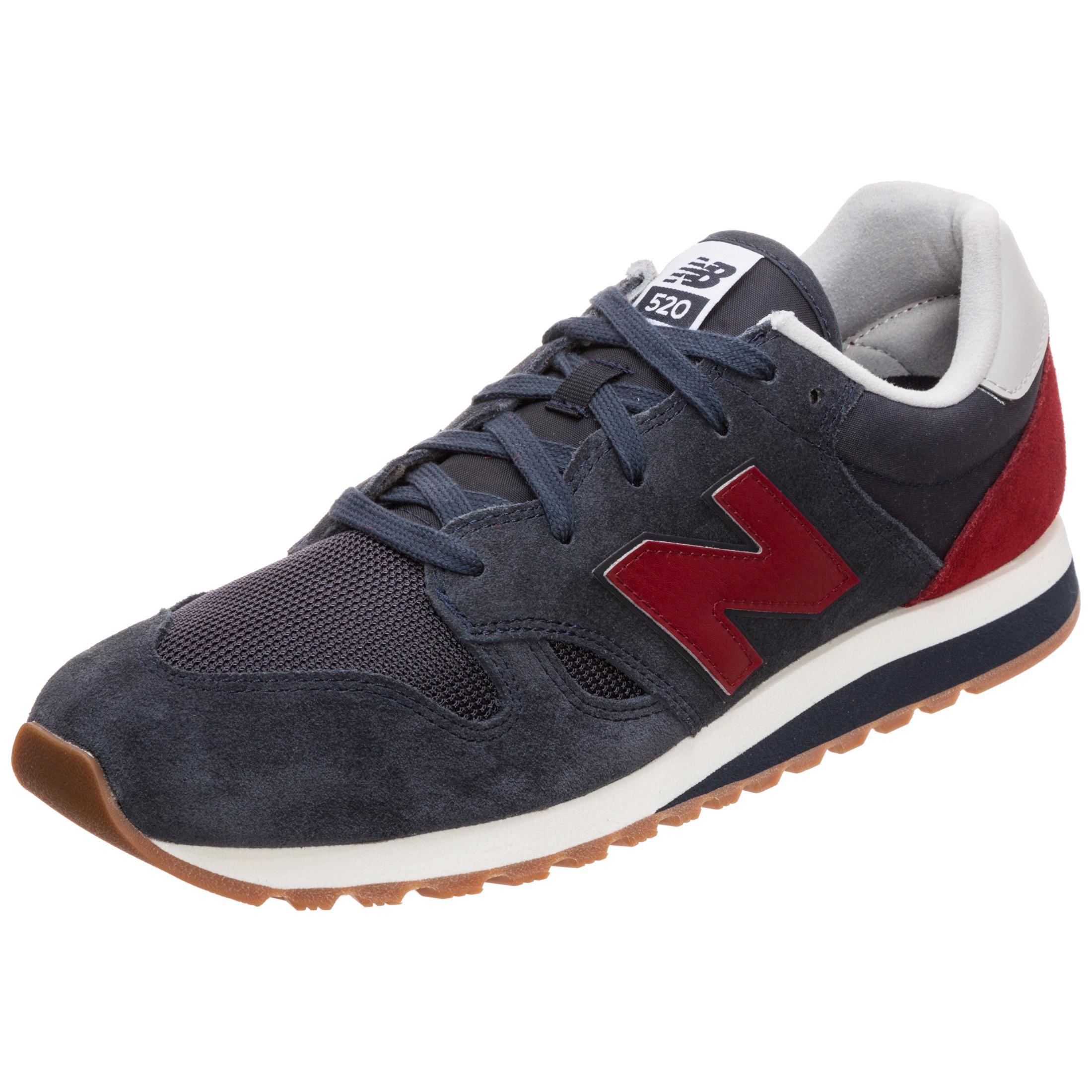 8b9b7e6ced6 NEW BALANCE U520-EJ-D Sneaker Herren blau / rot / weiß im Online Shop von  SportScheck kaufen