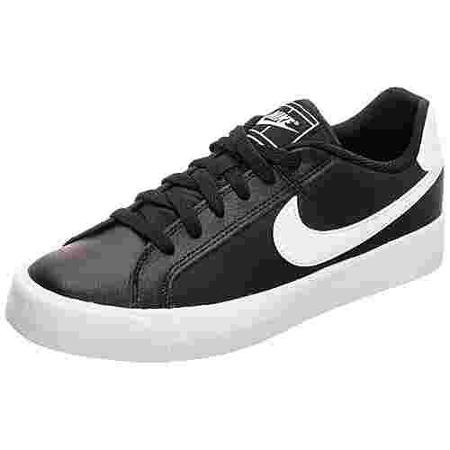 Nike Court Royale AC Sneaker Damen schwarz / weiß