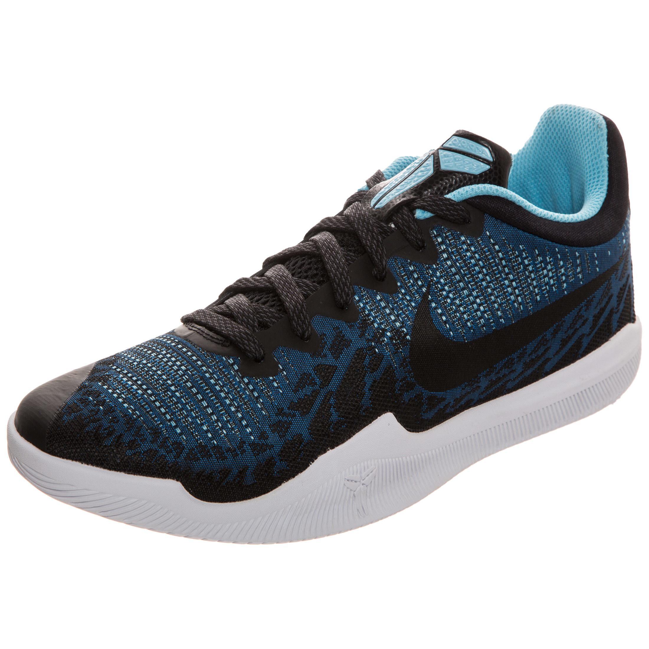 Schwarz Im Herren Blau Kobe Rage Nike Basketballschuhe Mamba