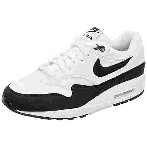 Nike Air Max 1 Sneaker Damen weiß / schwarz im Online Shop von SportScheck  kaufen