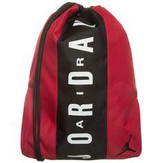 Nike Daybreaker Turnbeutel rot / schwarz / weiß