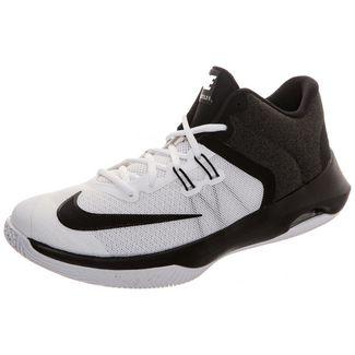 Nike Air Versitile II Basketballschuhe Herren weiß / schwarz