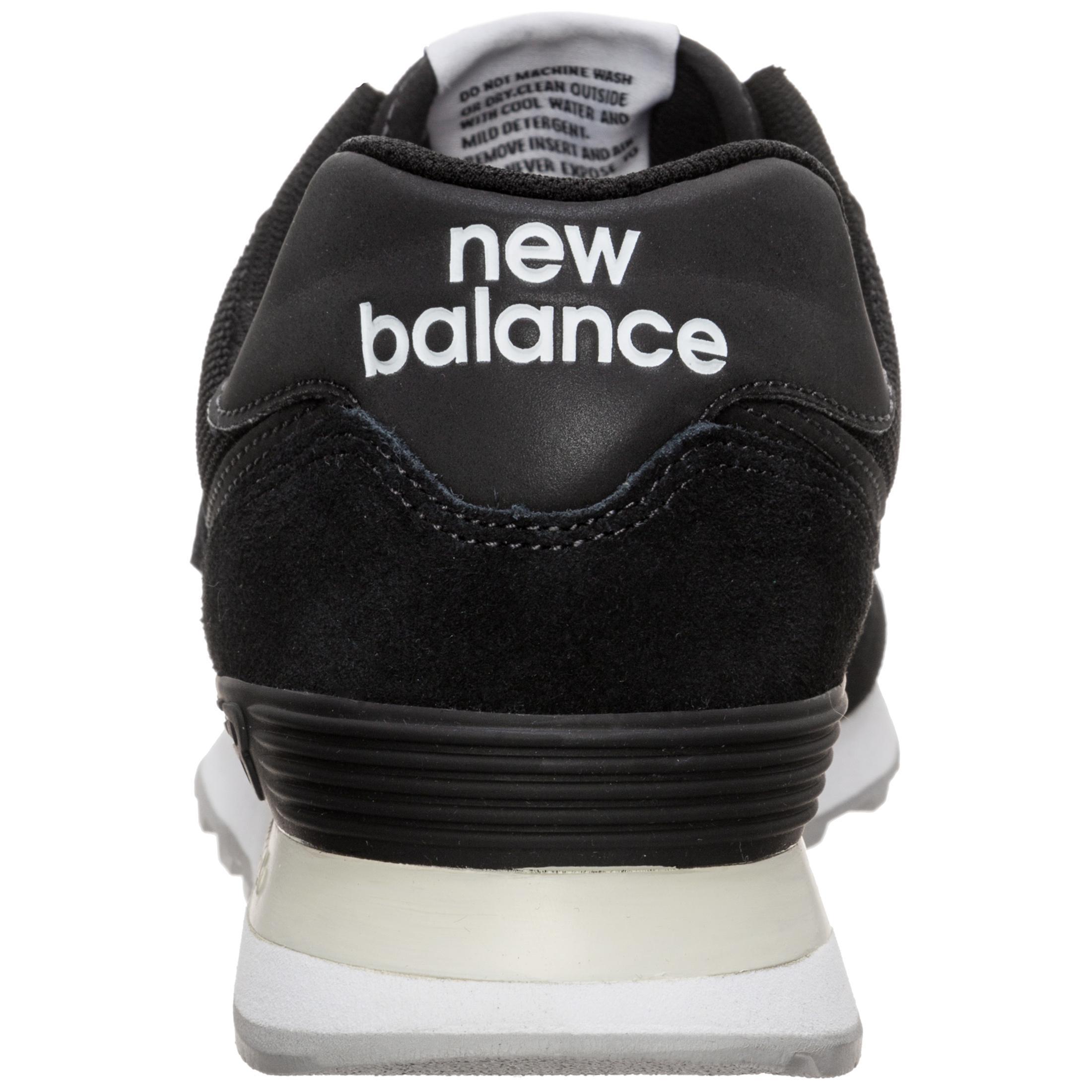 NEW BALANCE ML574-ETA-D Turnschuhe schwarz / weiß im kaufen Online Shop von SportScheck kaufen im Gute Qualität beliebte Schuhe c9e0a7