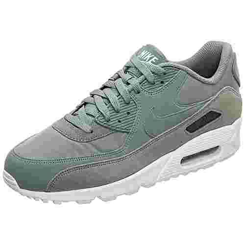 the best attitude e5653 0e5ec Nike Air Max 90 Essential Sneaker Herren grün  weiß