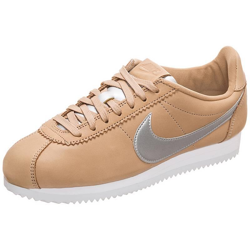 promo code acbbc 5ecb0 Nike Cortez NBX Sneaker Damen beige