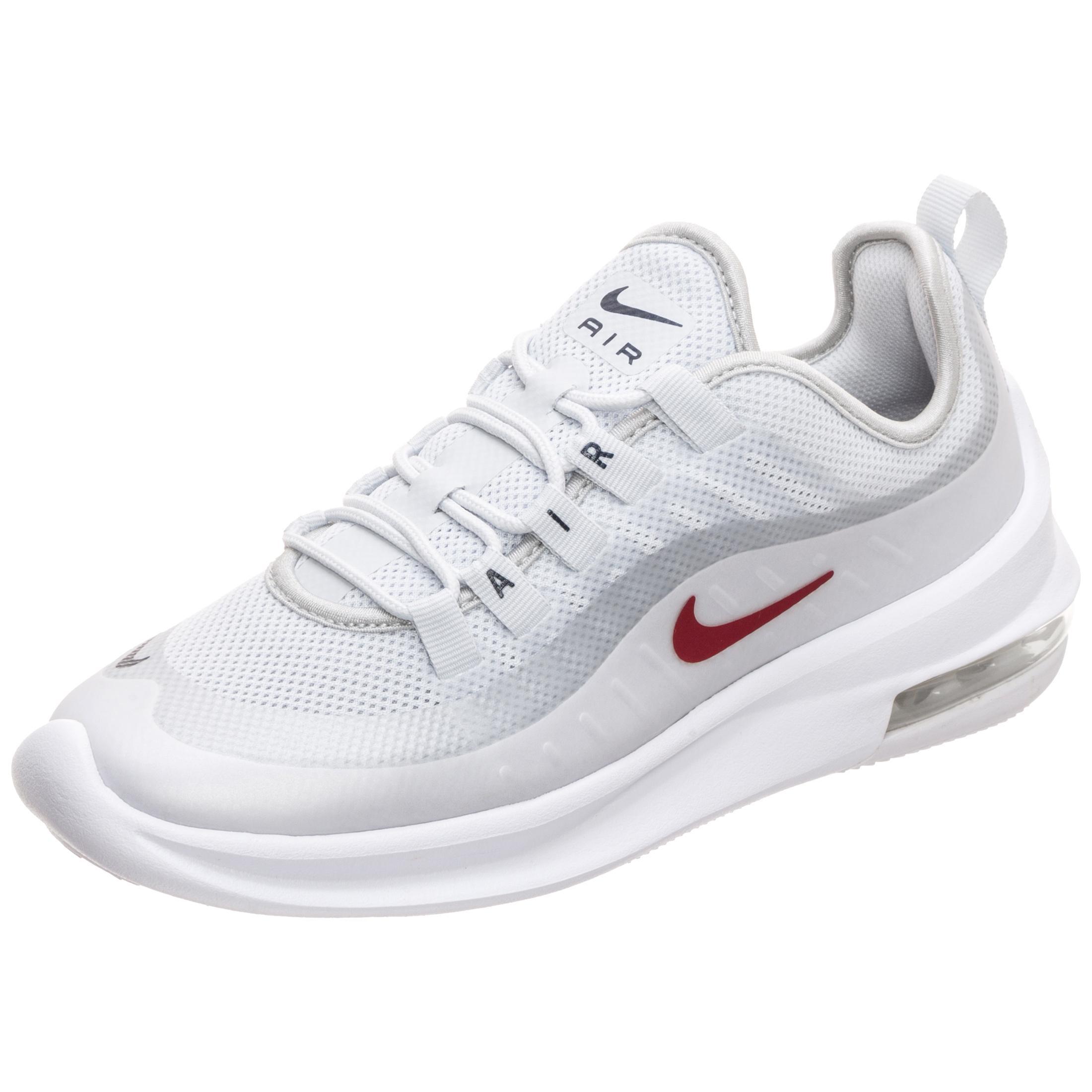 Nike Air Max Axis Sneaker Damen weiß / rot im Online Shop von SportScheck  kaufen