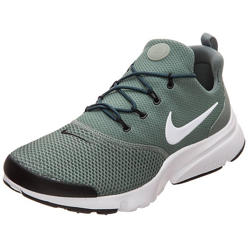 meet c01e7 21dad ... best price nike air presto fly sneaker herren grün weiß 52cbe 54827