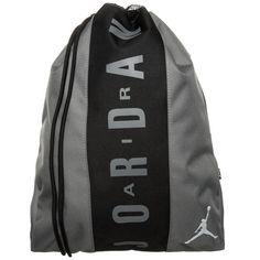 Nike Daybreaker Turnbeutel grau / schwarz