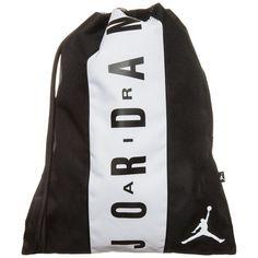 Nike Daybreaker Turnbeutel schwarz / weiß