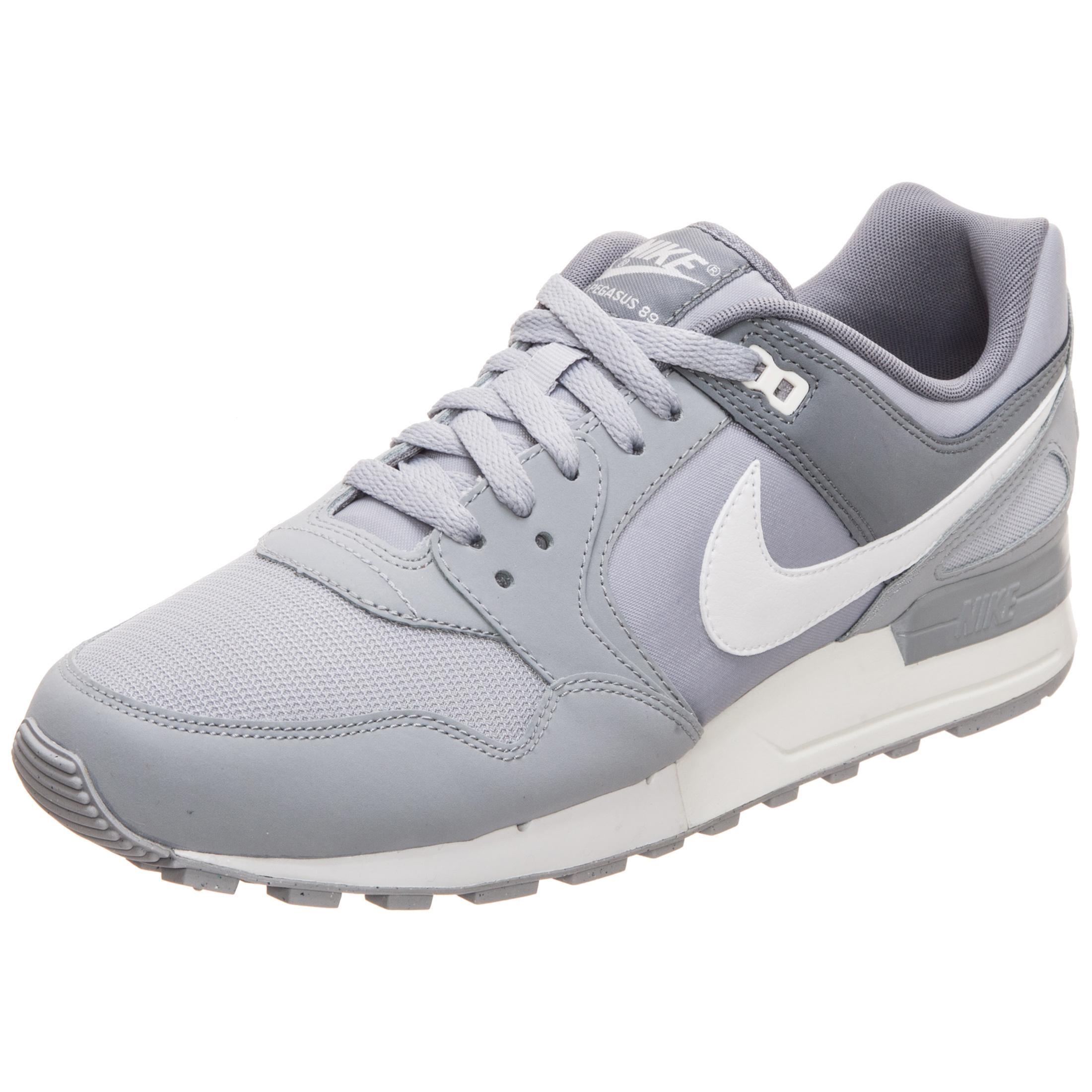 Nike Air Pegasus 89 Sneaker Herren grau / weiß im Online Shop von ...