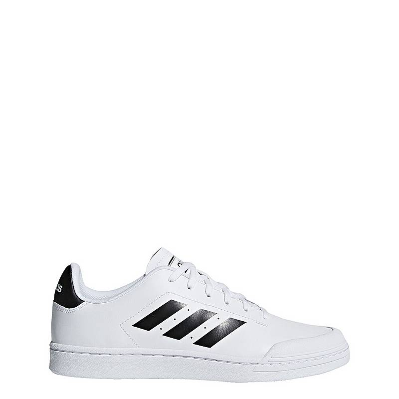 sneakers for cheap 2930e 9d2d3 adidas Court 70s Sneaker Herren Ftwr White  Core Black  Ftwr White