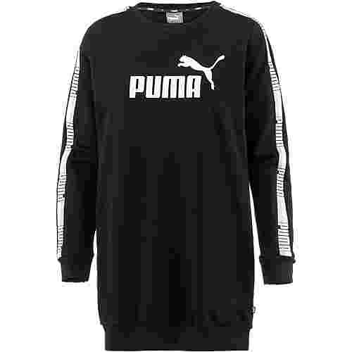 PUMA Jerseykleid Damen cotton-black
