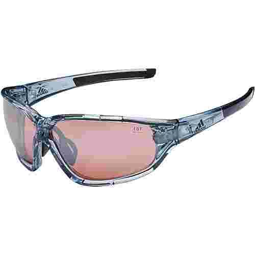 adidas Evil Eye Evo Basic S Sportbrille grey trans shiny-lst