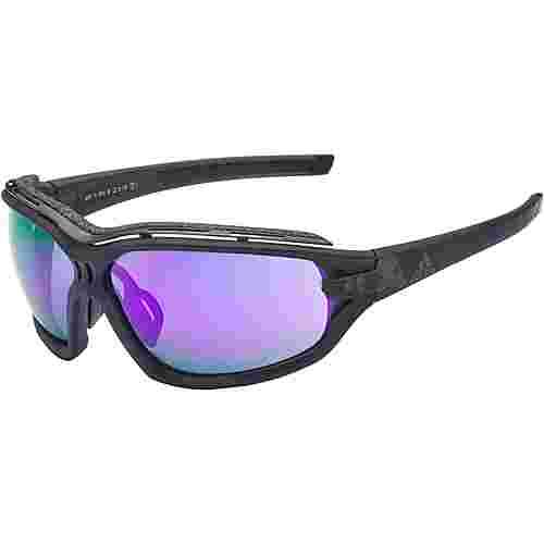 adidas Evil Eye Evo Pro S Sportbrille coal matt-viola