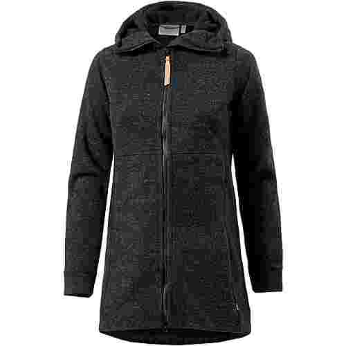 fj llr ven vik wool outdoorjacke damen black im online shop von sportscheck kaufen. Black Bedroom Furniture Sets. Home Design Ideas