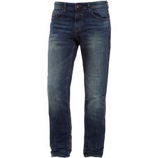TOM TAILOR Piers Slim Fit Jeans Herren dark stone wash denim