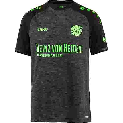 JAKO Hannover 96 18/19 Auswärts Trikot Herren schwarz