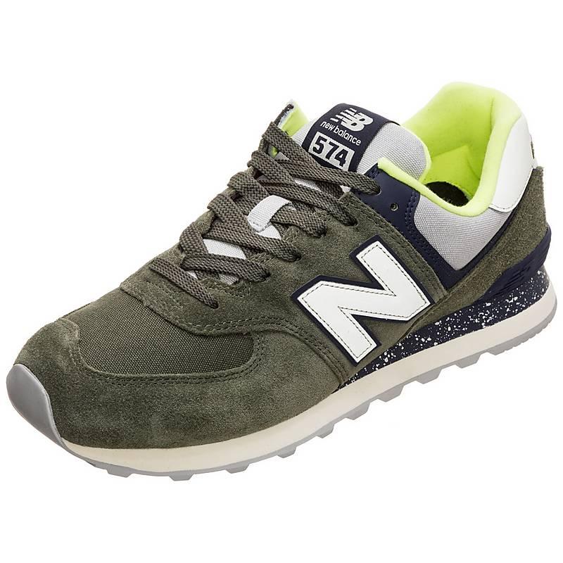new balance grün grau