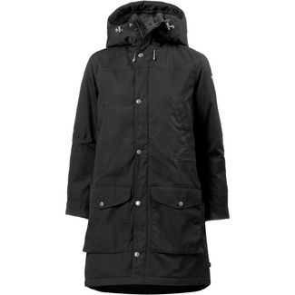 FJÄLLRÄVEN GREENLAND WINTER Parka Damen Black