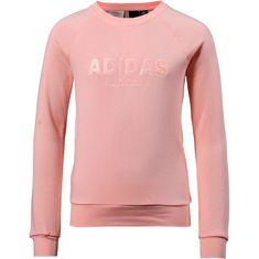 adidas Sweatshirt Kinder haze coral