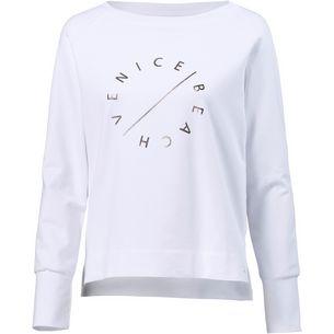 VENICE BEACH Fiji Sweatshirt Damen white