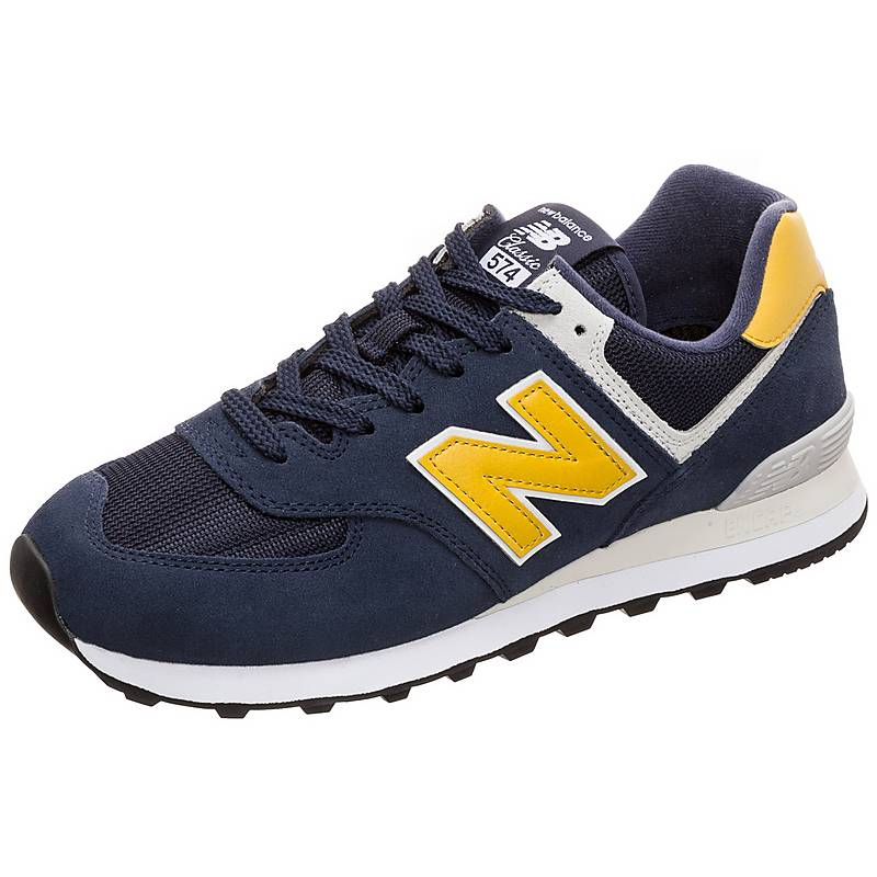 new balance sneaker gelb