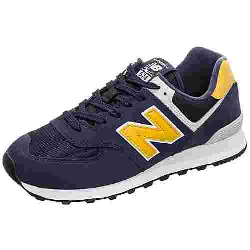 NEW BALANCE ML574-SMB-D Sneaker Herren blau / gelb im Online Shop von SportScheck kaufen