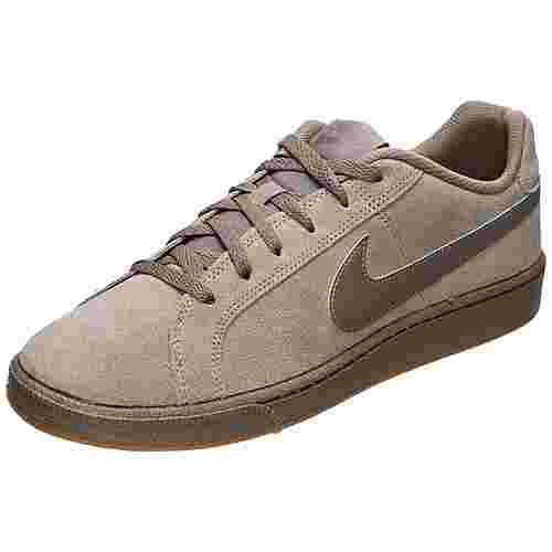 Nike Court Royale Suede Sneaker Herren grau