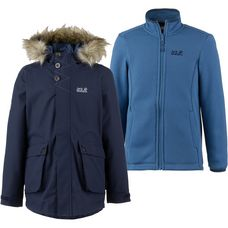 Jack Wolfskin Parka Kinder midnight blue