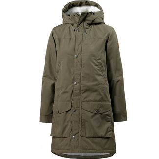 FJÄLLRÄVEN GREENLAND WINTER Parka Damen Laurel Green