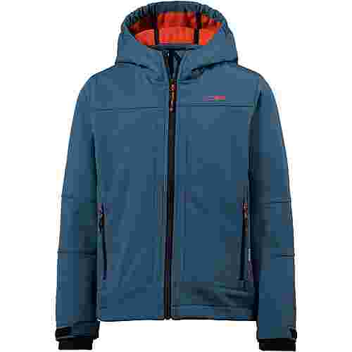 CMP Softshelljacke Kinder maiolica-orange