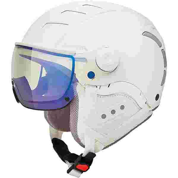 ALPINA JUMP 2.0 VM Skihelm white matt