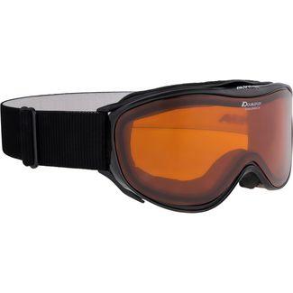 ALPINA CHALLENGE 2.0 DH Skibrille black transparent