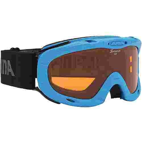 ALPINA RUBY S SH Skibrille Kinder blue
