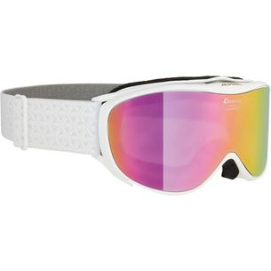 ALPINA CHALLENGE 2.0 MM Skibrille white