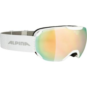 ALPINA PHEOS S MM Skibrille white