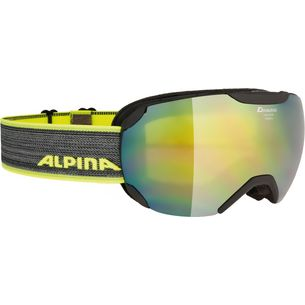 ALPINA PHEOS S MM Skibrille black matt