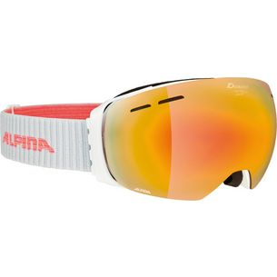 ALPINA GRANBY MM Skibrille white