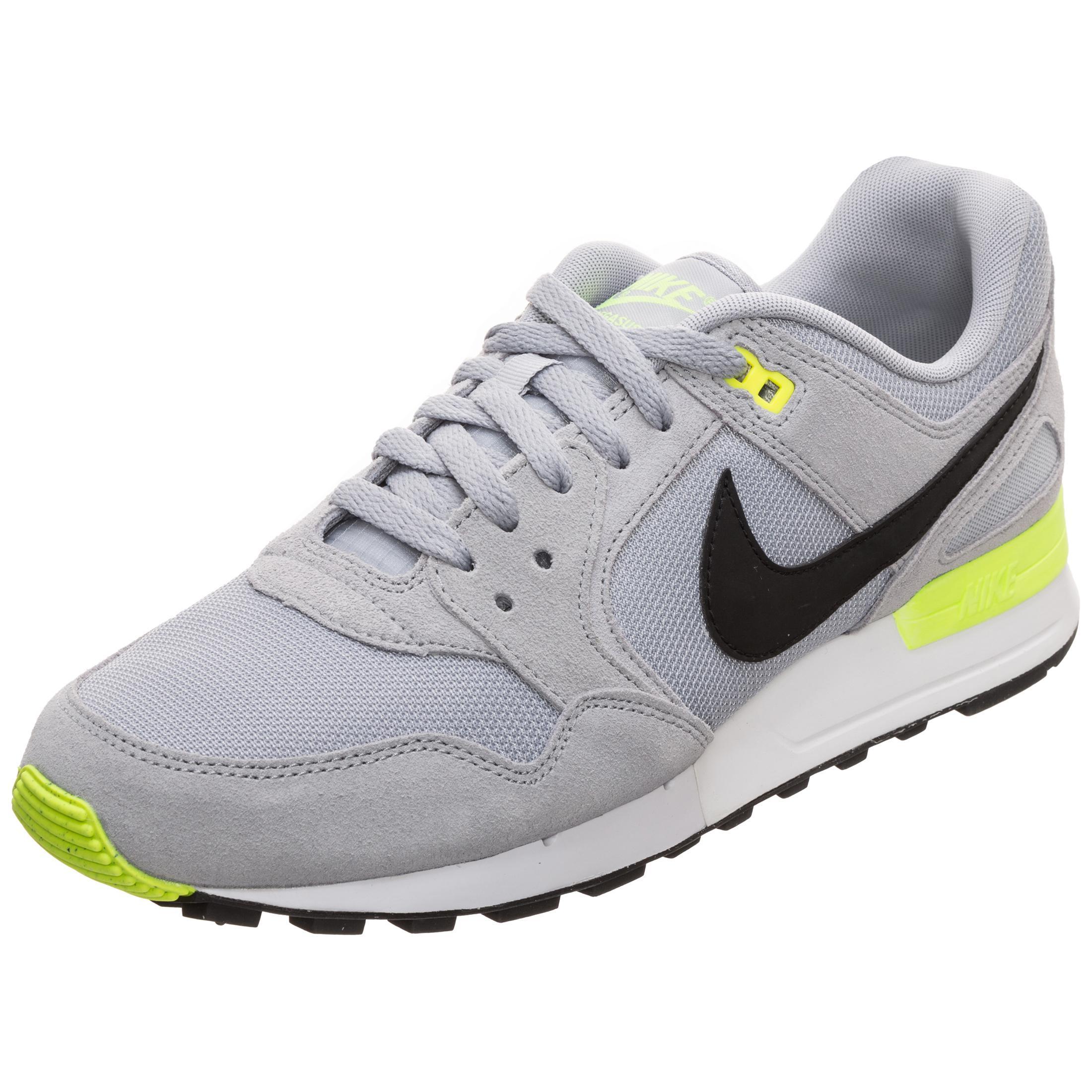 Nike Air Pegasus 89 Sneaker Herren grau / schwarz im Online Shop von ...
