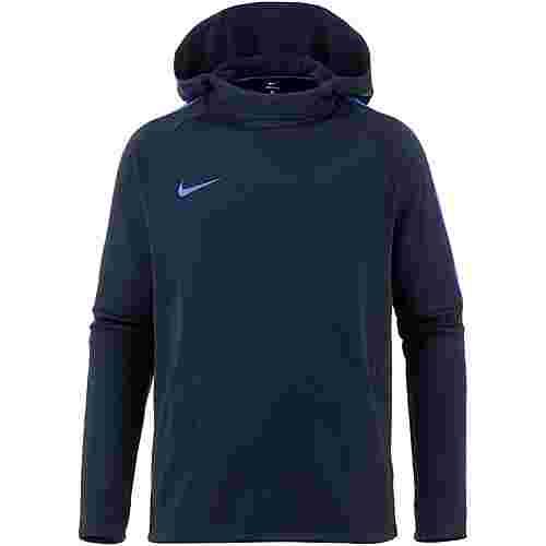 Nike Academy Hoodie Herren deep royal blue-obsidian-obsidian