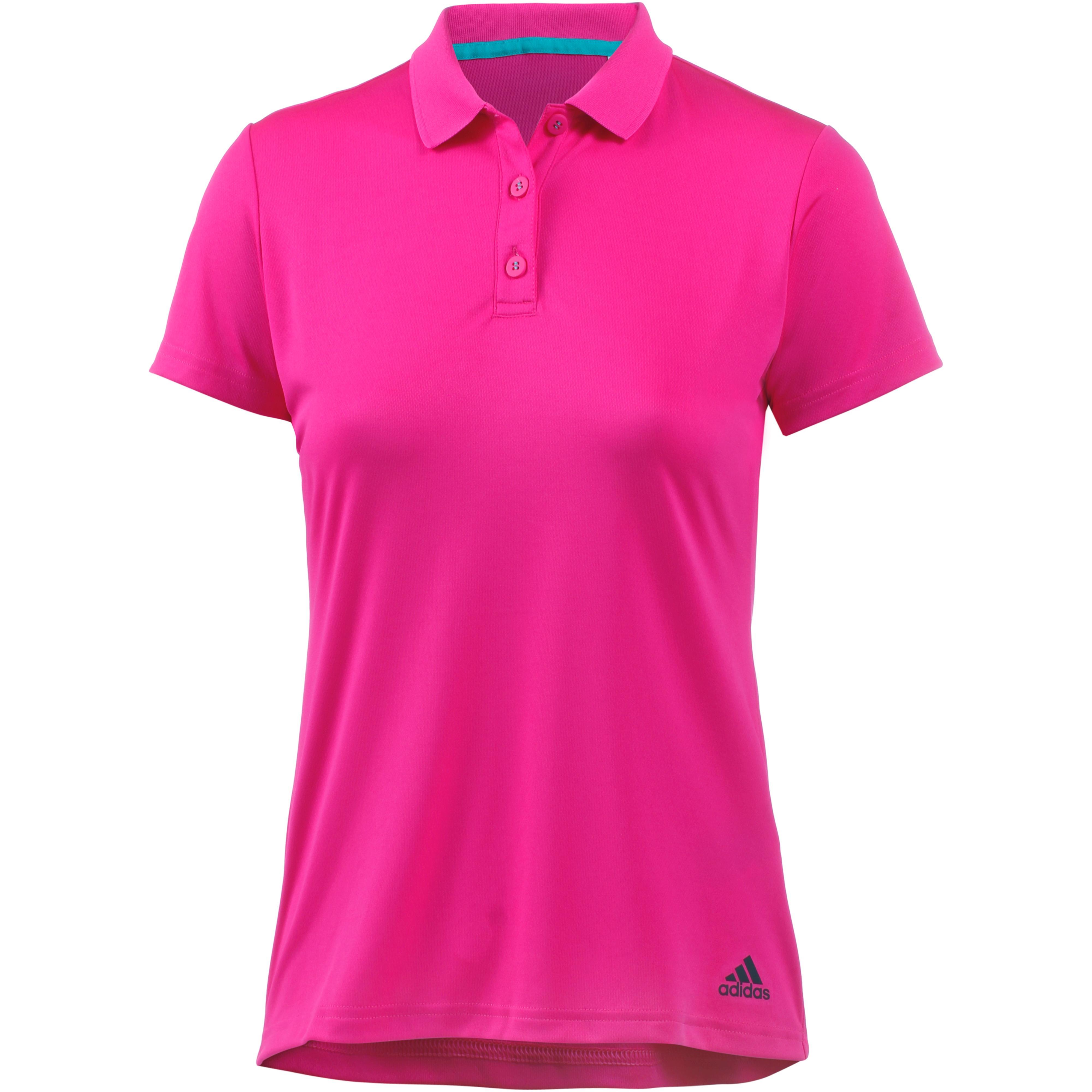 adidas CLUB POLO Tennis Polo Damen shock pink im Online Shop von SportScheck kaufen