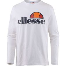 ellesse Grazie Langarmshirt Herren optic white