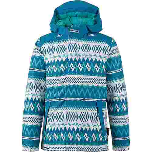 Jack Wolfskin Funktionsjacke Kinder celestial blue all over
