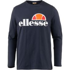 ellesse Grazie Langarmshirt Herren dress blues