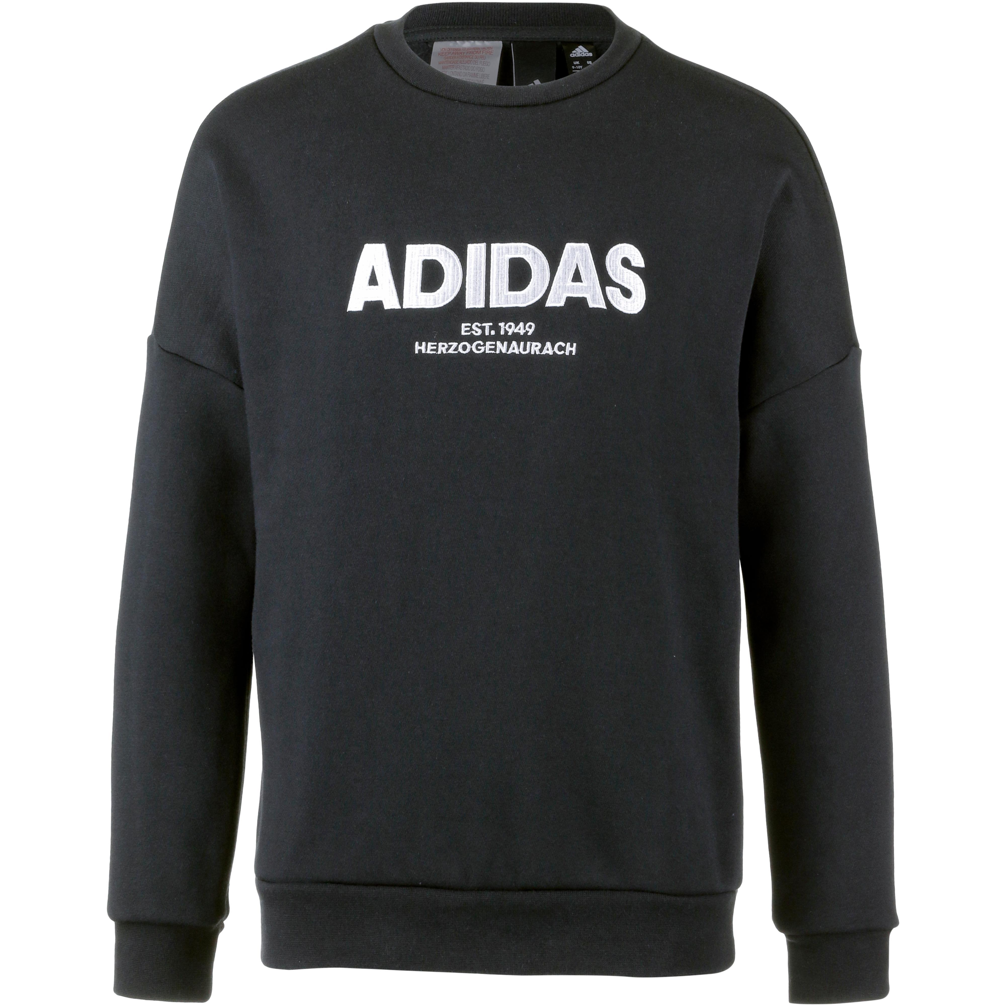 adidas Sweatshirt Jungen black im Online Shop von SportScheck kaufen