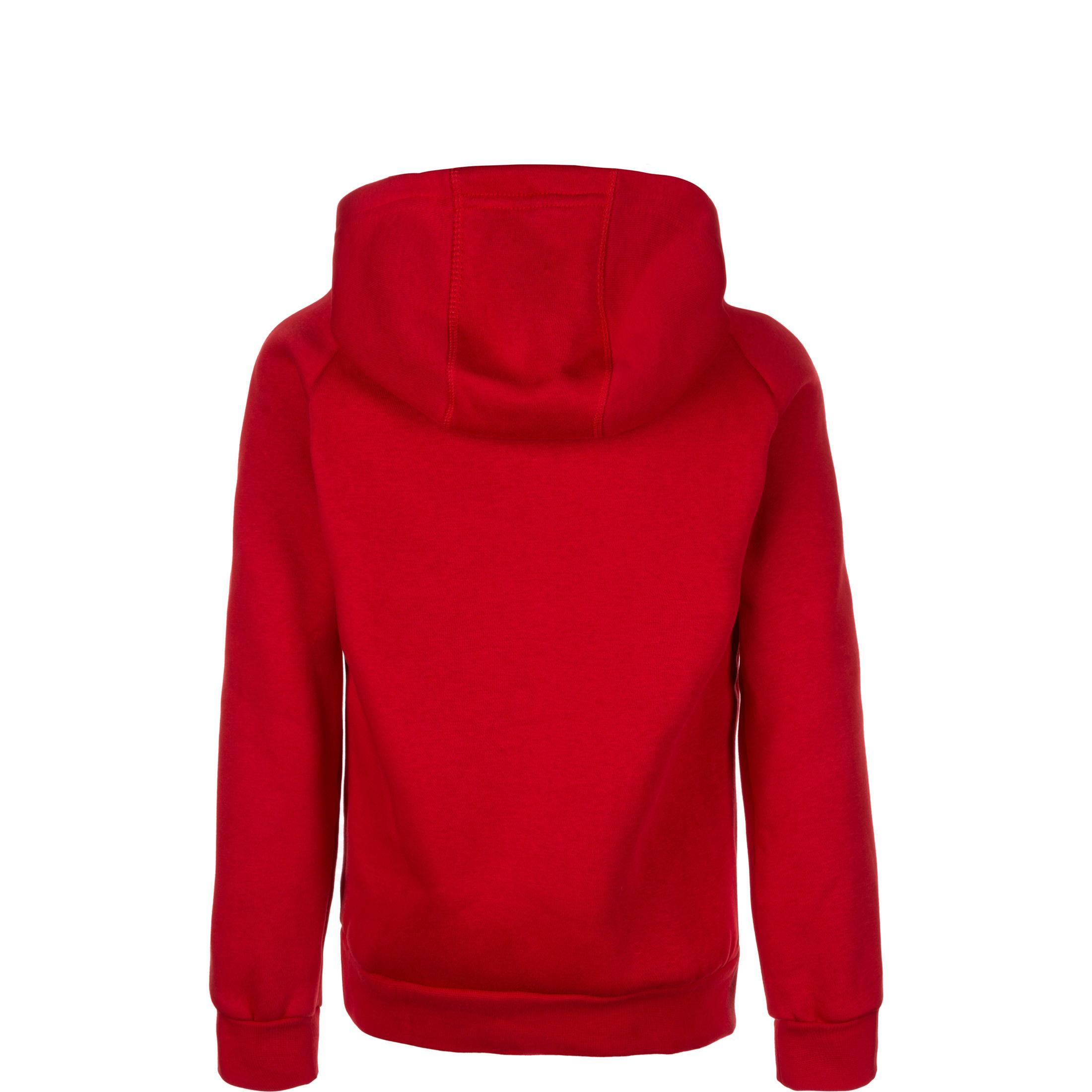 adidas Core 18 Hoodie Jungen rot weiß im Online Shop von SportScheck kaufen